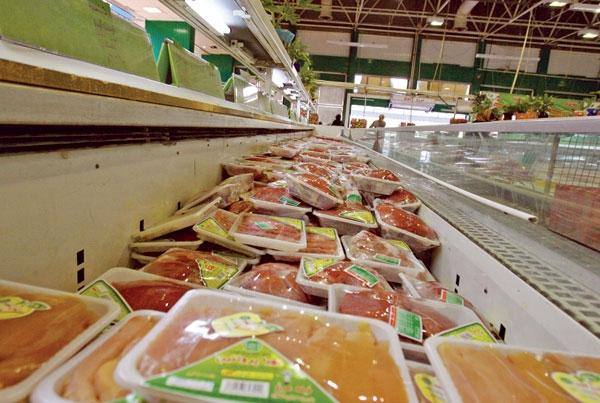بررسی قیمت مواد پروتئینی در 2 هفته اخیر