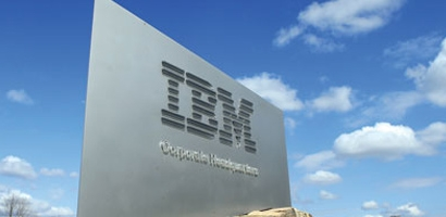 ibm market value rise