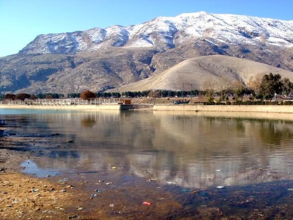 آشنایی با دریاچه کیو - لرستان
