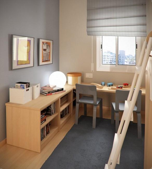 چطور یک اتاقخواب برای دو فرزند داشته باشیم