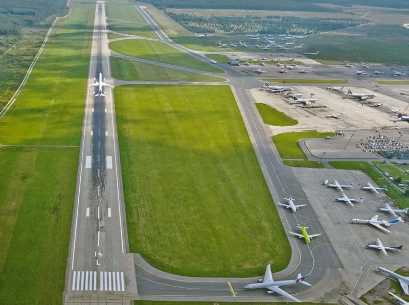 آشنایی با فرودگاه بینالمللی دومودِدوف - روسیه