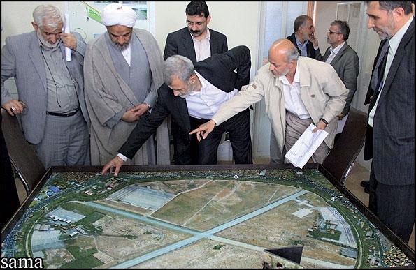 نمایندگان مجلس پروژه شهری