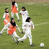 باورهای عمومی درباره ورزش در دختران