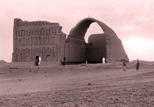 آشنایی با شهر تاریخی تیسفون - عراق