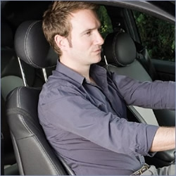 driving