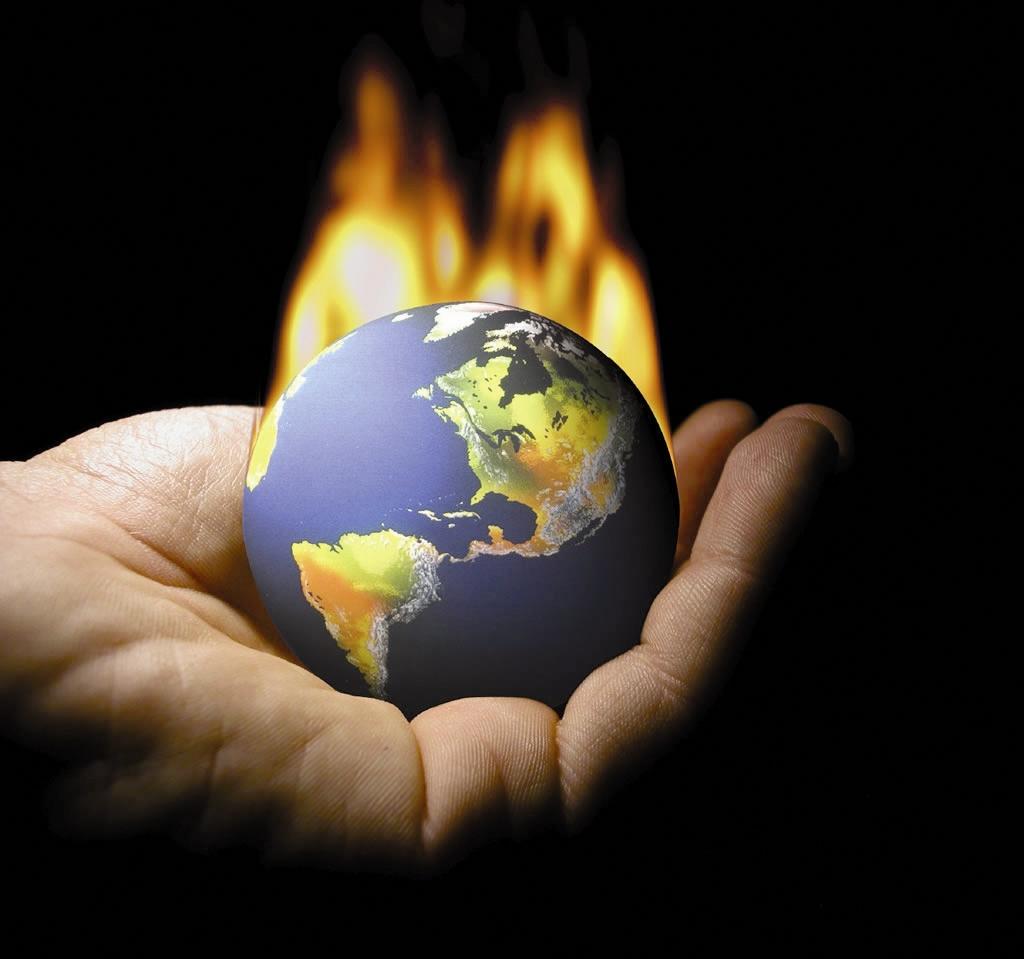 طرح - گرمایش جهانی
