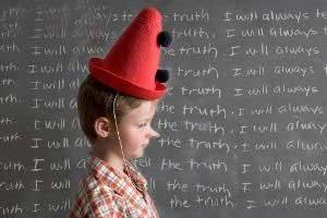 دروغگویی- کودکان