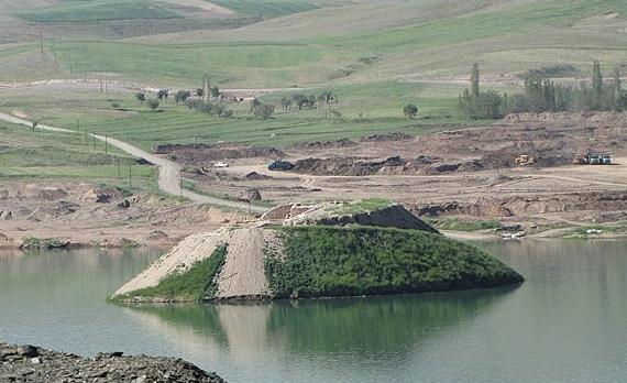 آشنایی با تپه گونسپان (پاتپه) - همدان
