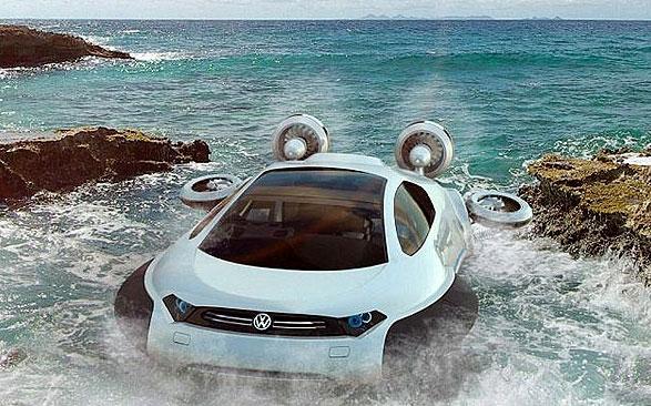 خودروی فرا- جادهای چینی