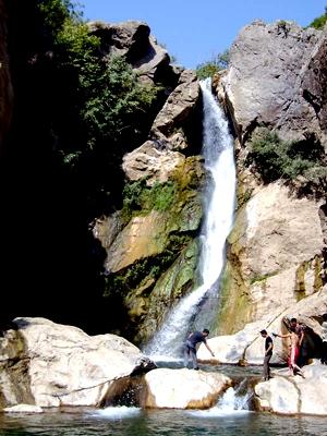 مجله آشنایی با آبشار