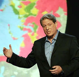 Al Gore and Global Warming