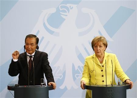 برگزاری اولین اجلاس مشترک آلمان و چین در برلین