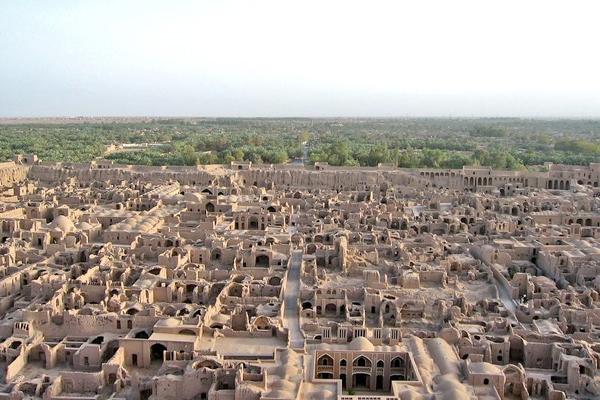 آشنایی با ارگ تاریخی بم - کرمان