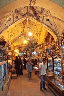 آشنایی با بازار قدیمی ملایر - همدان