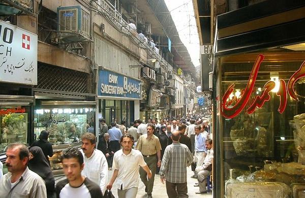 آشنایی با بازار تهران