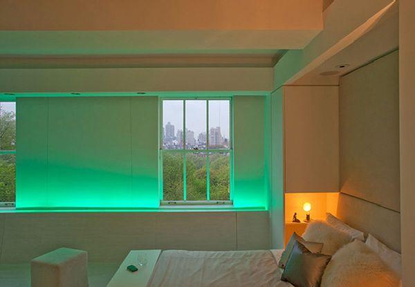 دکوراسیون و لامپ های LED