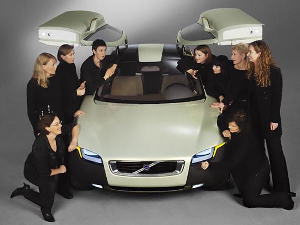اتومبیل مخصوص زنان