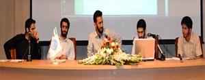 سید مجتبی حسینی، حمید ضرابی، مسعود کریمی و قاسم زینلی
