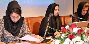 اجرا پانل: زینب مدققی، سیده تمنا منصوری، مریم حسینی