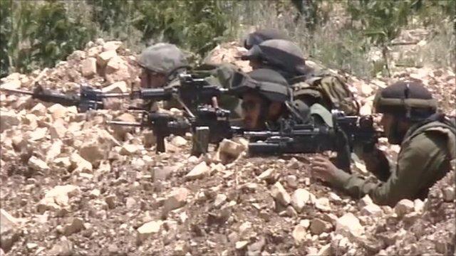 سه تن در تیراندازی صهیونیست ها در مرز جولان کشته شدند