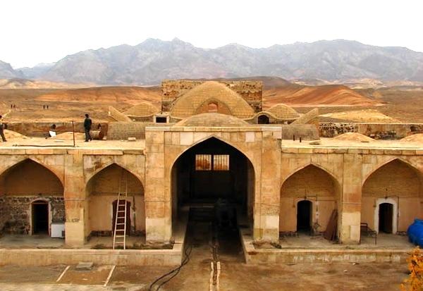آشنایی با کویر مرکزی ایران