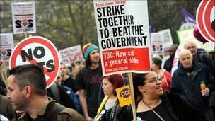 uk strike