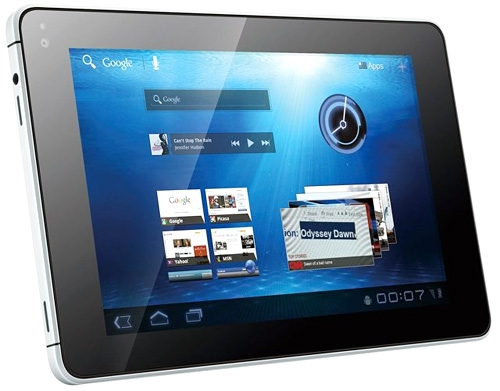 media pad tablet