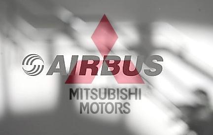 mitsubishi airbus