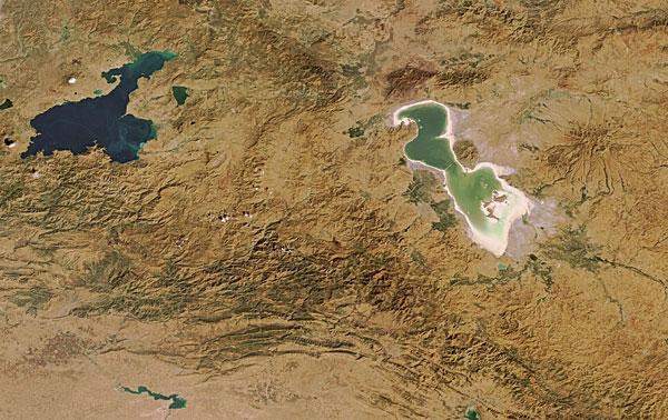 آذربایجان غربی محیط زیست