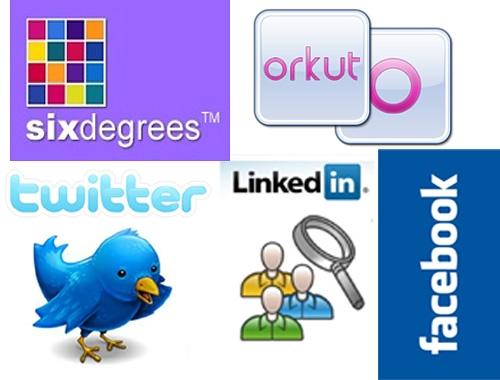 آشنایی با تاریخچه شبکههای اجتماعی اینترنتی