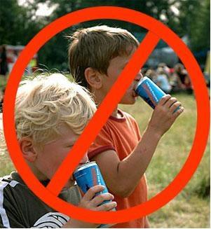 کودکان و خطر نوشابههای انرژیزا