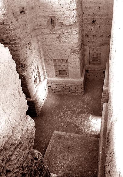 آشنایی با محوطه باستانی نوشیجان - همدان