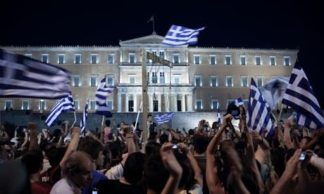 یونان در برابر استعمار نوین اتحادیه اروپا