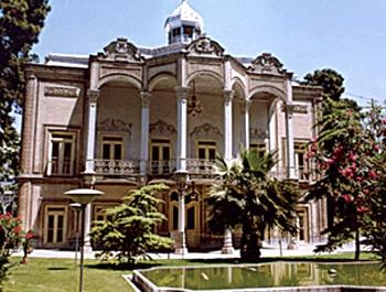 خانه سردار اسعد بختیاری