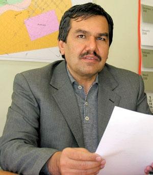 احمد رضا عمرانی فرد