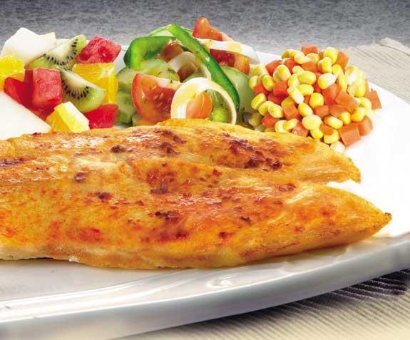 ماهی سرخ کرده به اندازه چیپس برای قلب مضر است