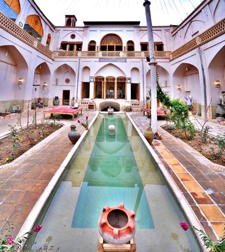 آشنایی با خانه تاریخی تاج - اصفهان