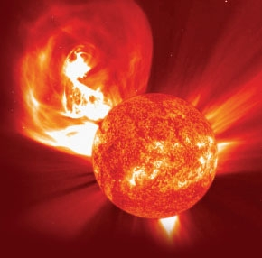 توفانهای خورشیدی جدیتر در راه است