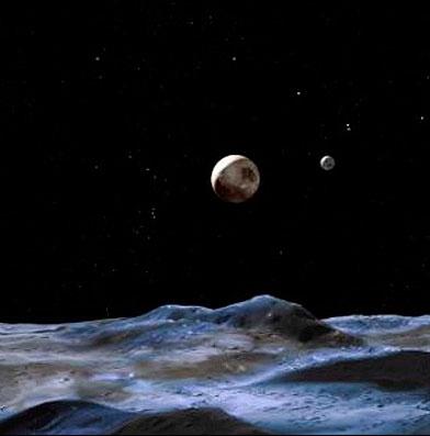 قمر چهارم پلوتو