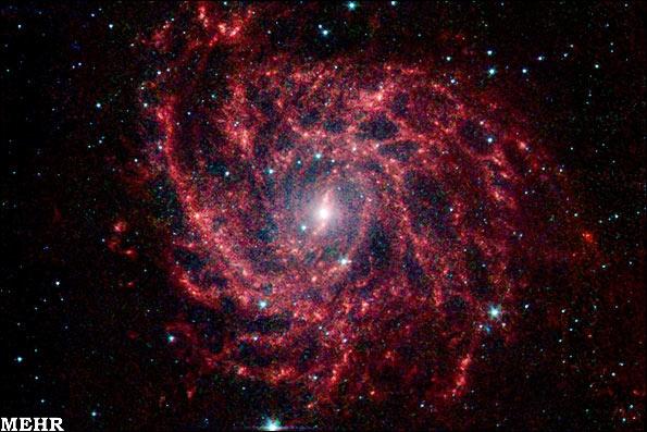 کهکشان تار عنکبوتی