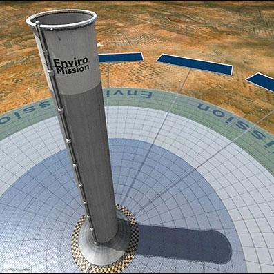 دومین ساختمان بلند جهان که در واقع یک نیروگاه تولید برق پاک است