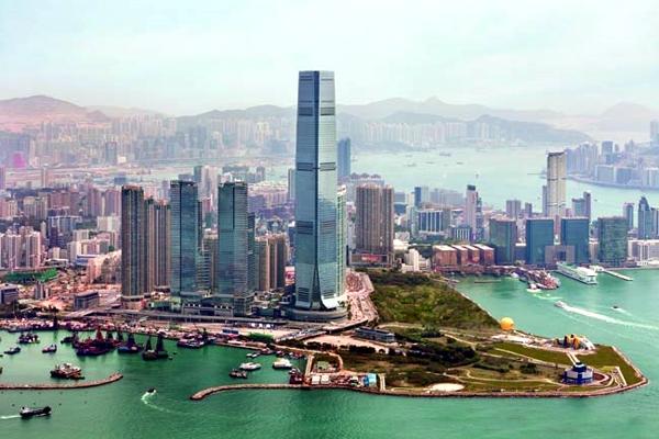 آشنایی با هتل ریتس کارلتن - هنگ کنگ
