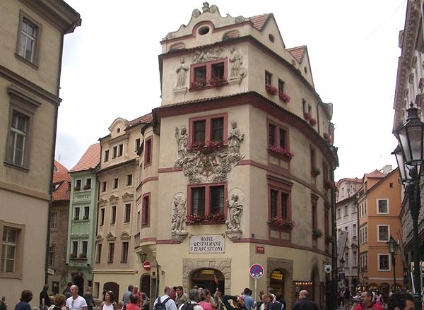 آشنایی با هتل کلمنتین - جمهوری چک