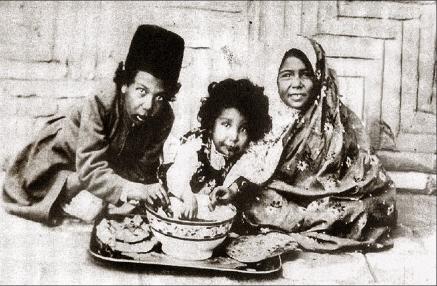 آبگوشت در زمان قاجار