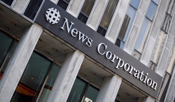 news corp shares rise