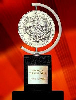 آشنایی با جایزه تونی