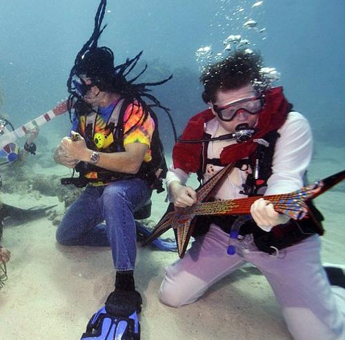 سمفونی زیر دریا