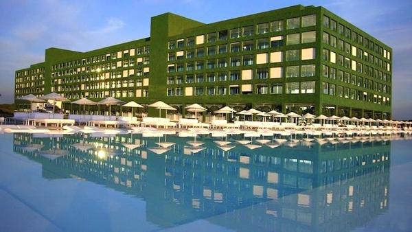 آشنایی با هتل آدم و حوا - ترکیه