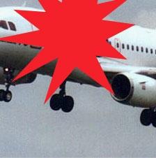 انفجار فرضی ایرباس در فرودگاه مهرآباد