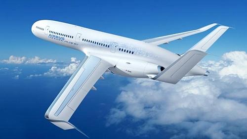 عبور هواپیما از ابرها باعث یخ زدن قطرات آب و تولید دانههای برف میشود